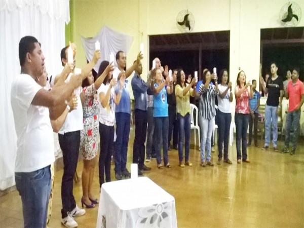 RCC CAMETÁ REALIZA CONGRESSO E CERIMÔNIA DA CHAMA JUBILAR