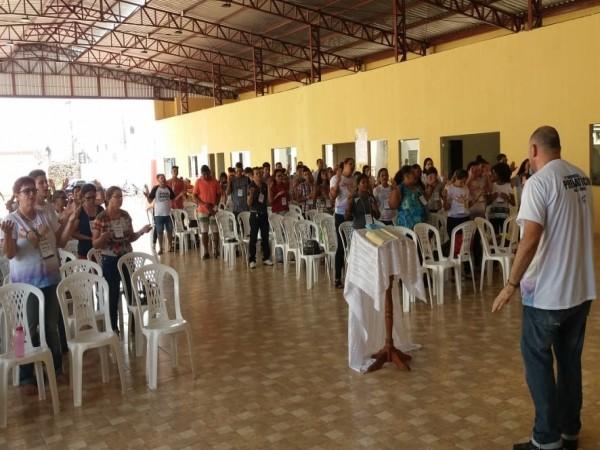 CONGRESSO PRELATÍCIO E ASSEMBLEIA ELETIVA - RCCXINGU