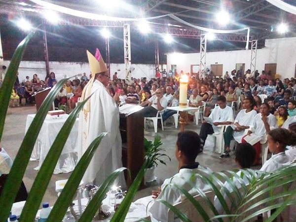 XXI FESTIVAL MINHA VIDA TEM SENTIDO ACONTECE EM JACUNDÁ - DIOCESE DE MARABÁ