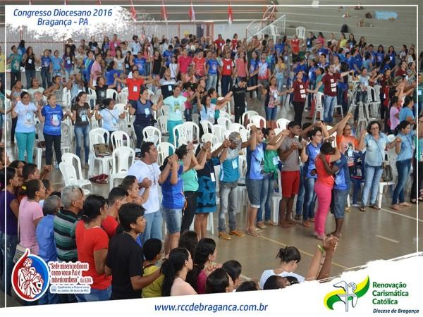 CONGRESSOS DIOCESANOS AGITAM FINAL DE SEMANA NO PARÁ