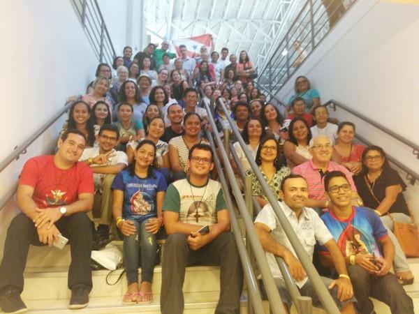 RCCPARÁ PARTICIPA DE REUNIÃO DO CONSELHO NACIONAL E ENF 2017