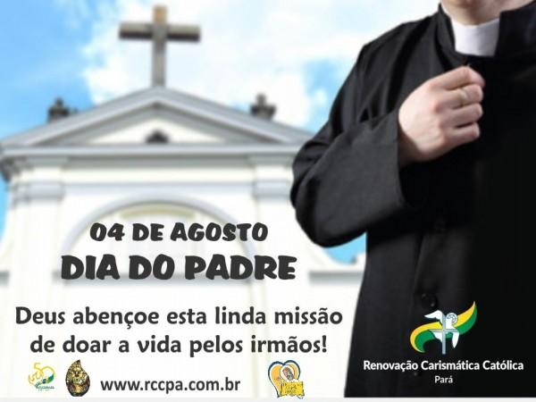 HOMENAGEM DA RCCPARÁ AO DIA DOS PADRES