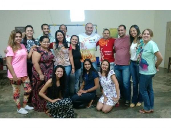PRESIDENTE DA RCCPARÁ FAZ A 2ª VISITA MISSIONÁRIA A DIOCESE DE SANTISSIMA CONCEIÇÃO DO ARAGUAIA
