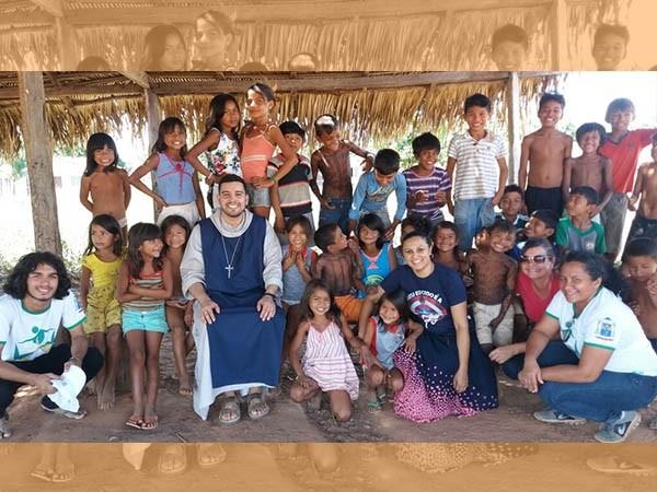 DIOCESE DE MARABÁ REALIZA MISSÃO EM ALDEIAS INDÍGENAS CONTEMPLANDO O PROJETO SEMANAS MISSIONÁRIAS